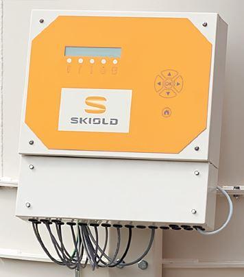 DamWatch Bild Rensmaskiner övervakning